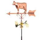 shed size copper cow
