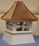 18'' SHED WINDOW CUPOLA